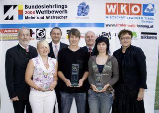 Bundeslehrlingswettbewerb der Maler