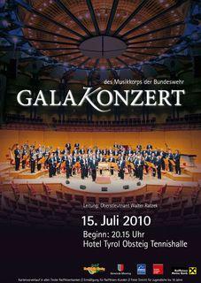 Das Musikkorps der Bundeswehr aus Bonn begeistert seit Jahrzehten Presse und Kritiker im In- und Ausland.