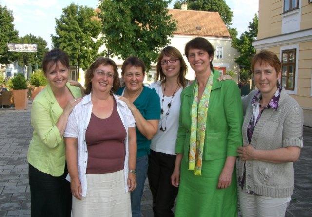 Treffen mit Landesrtin Teschl-Hofmeister - Frauen fr Frauen