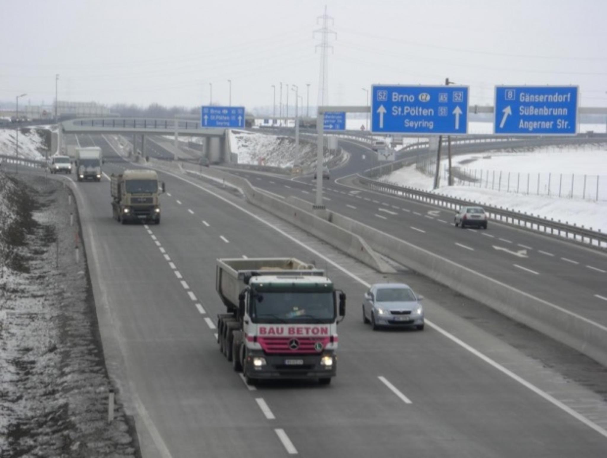 Verkehr A 5
