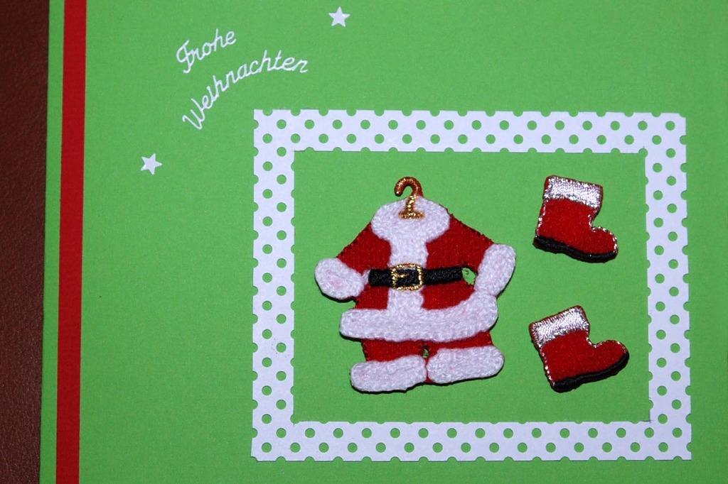 Originelle Weihnachtskarten.Originelle Weihnachtskarten Selbstgemacht 27 28 11 Josefstadt