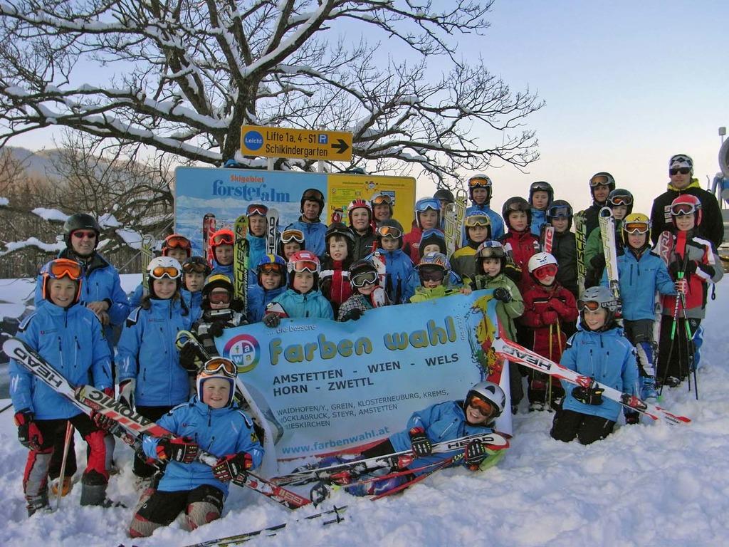 Sportunion Nachwuchstraining Ein Toller Erfolg Waidhofenybbstal