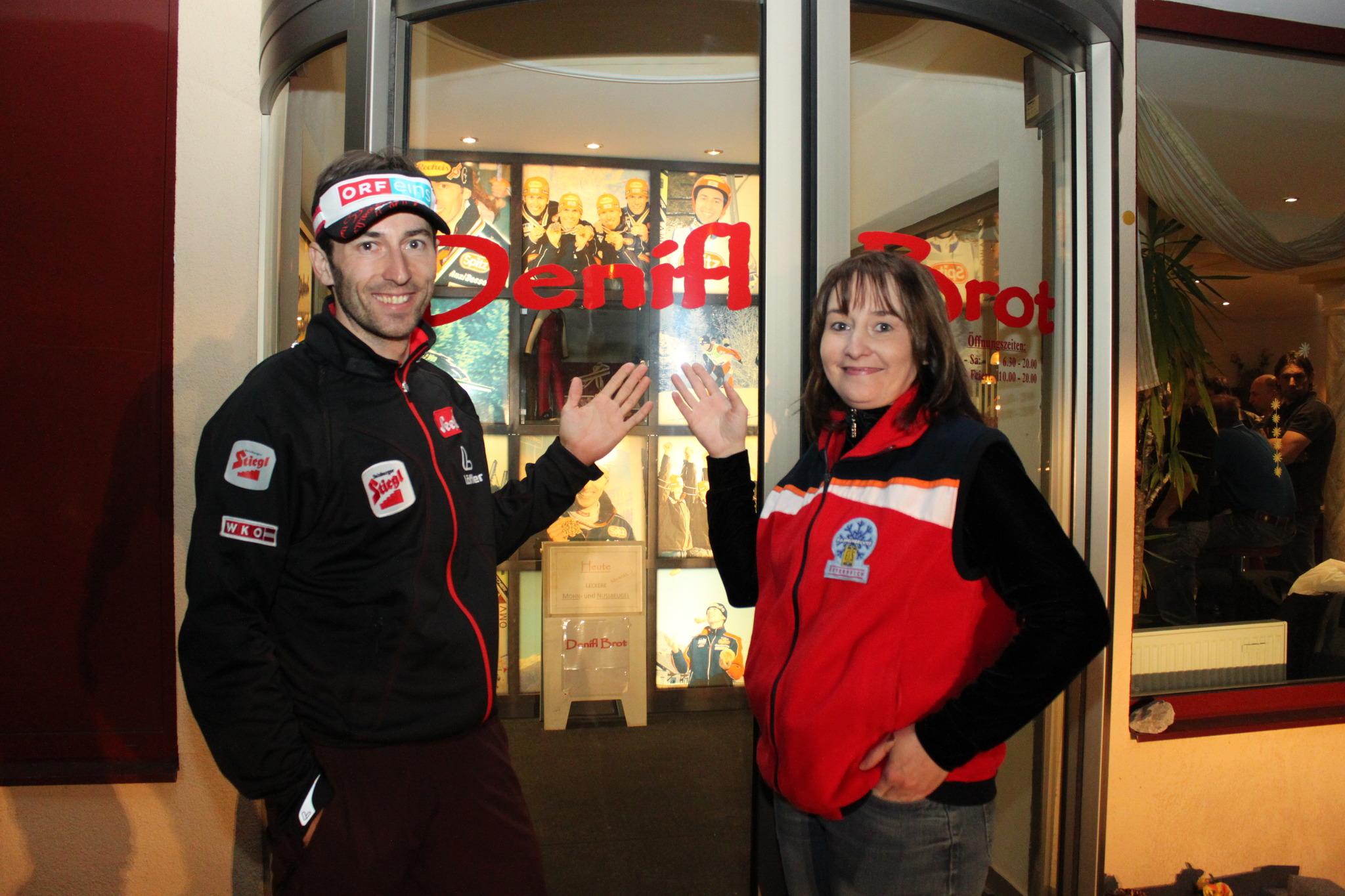 Sportliches Geschwisterpaar aus Fulpmes! - Stubai-Wipptal