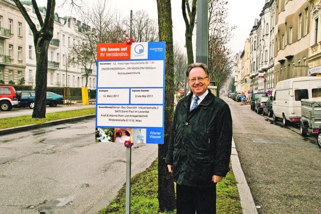 Verkehr In Wien Thema Auf Meinbezirkat