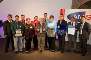 Kundenfreundliche Arbeit wurde mit dem Award gewürdigt.