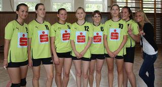 Das Volleyball-Team der BHAK/BHAS konnte den zweiten Platz beim internationalen Tunier erspielen.