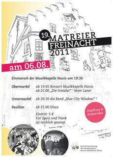 19. Matreier Freinacht 2011