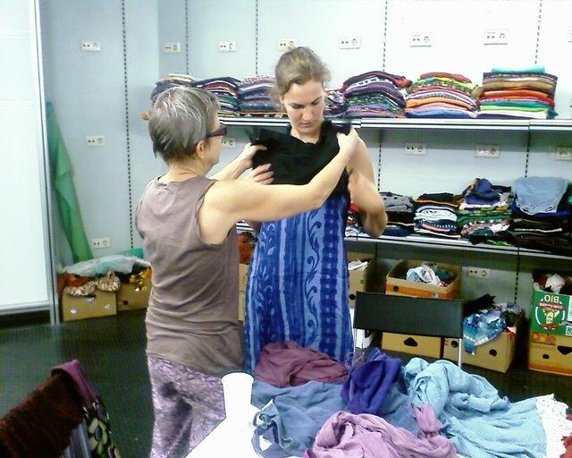 Aus Alten Kleidern Neue Machen! Http://www.i-akademie.at