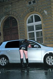 Prostitution ist im Wohngebiet verboten – in Naturschutzgebieten hingegen erlaubt.