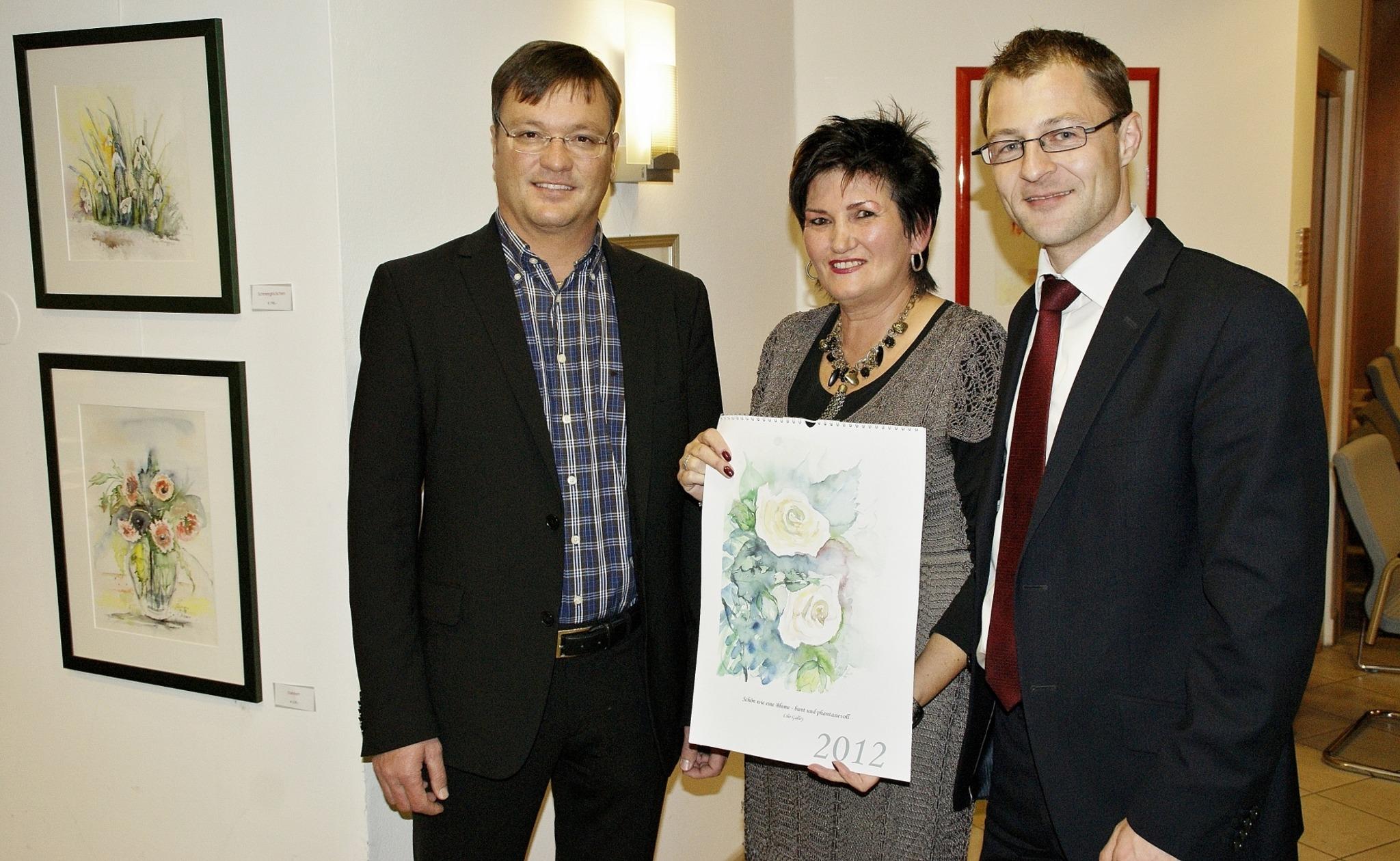 Bilder einer Ausstellung von Monika Duregger - Kufstein