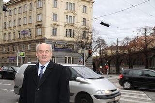 Gut für Döbling: VP-Bezirkschef Adi Tiller freut sich über Zuwachs in der Tourismuslandschaft.