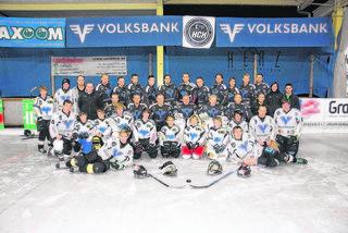 Der TSV HC Volksbank Hartberg befürchtet Einstellung des Meisterschaftbetriebs und der Jugendarbeit. Foto: Mayer