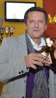 Stadtrat Johann Sinabel (FPÖ) sorgte um 2 Uhr früh für Wirbel beim Ball in Mollram.