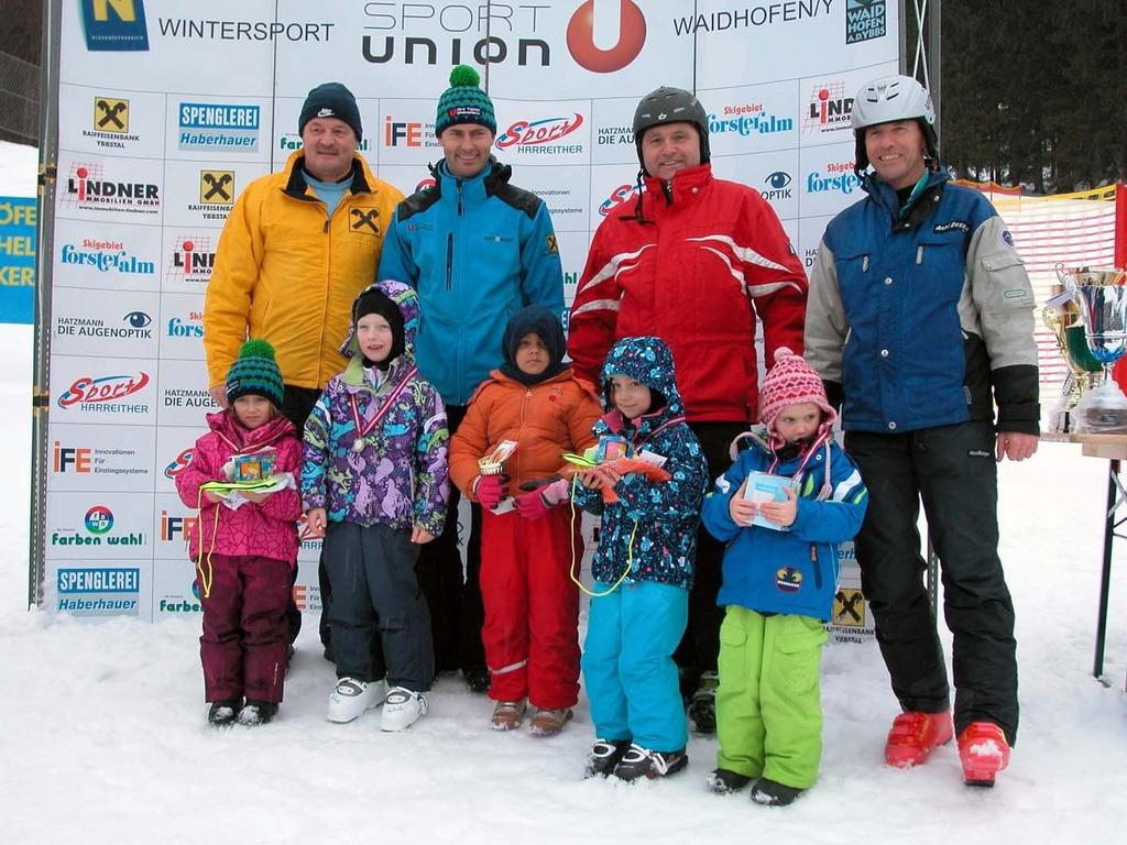 Ski Und Snowboard Vereinsmeisterschaft Der Sportunion Waidhofen