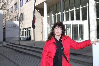 Nahm viele Beschwerden der Anrainer entgegen: Die grüne Bezirksvizechefin Eva Lachkovic