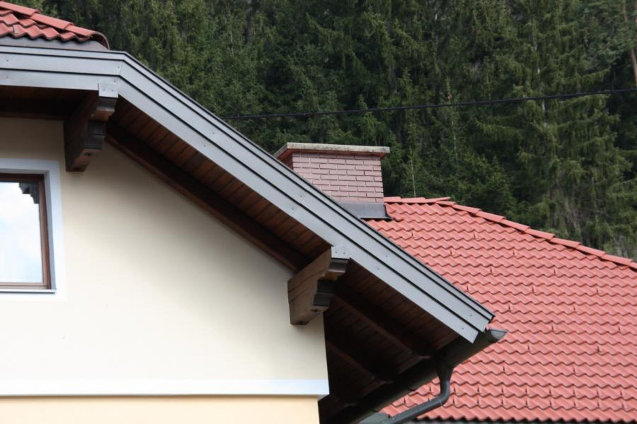 Extrem Ein guter Tipp für den Hausbesitzer ! Metallverkleidung von MF61