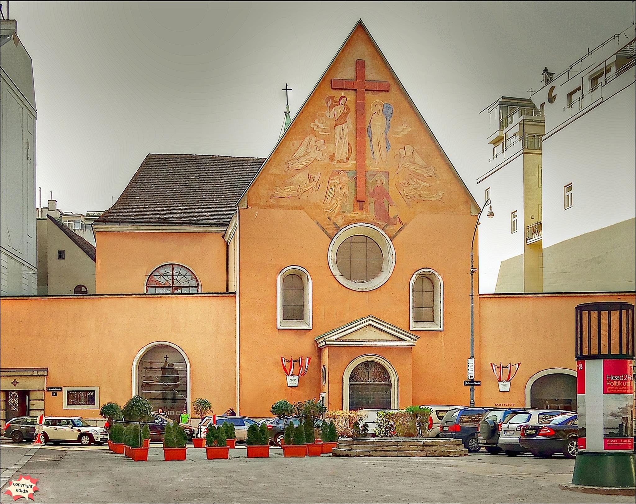 Wien Kapuzinergruft