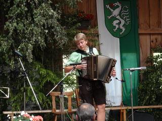 Stefan Kern Sieger beim 16. Steirischen Harmonikawettbewerb in Lannach