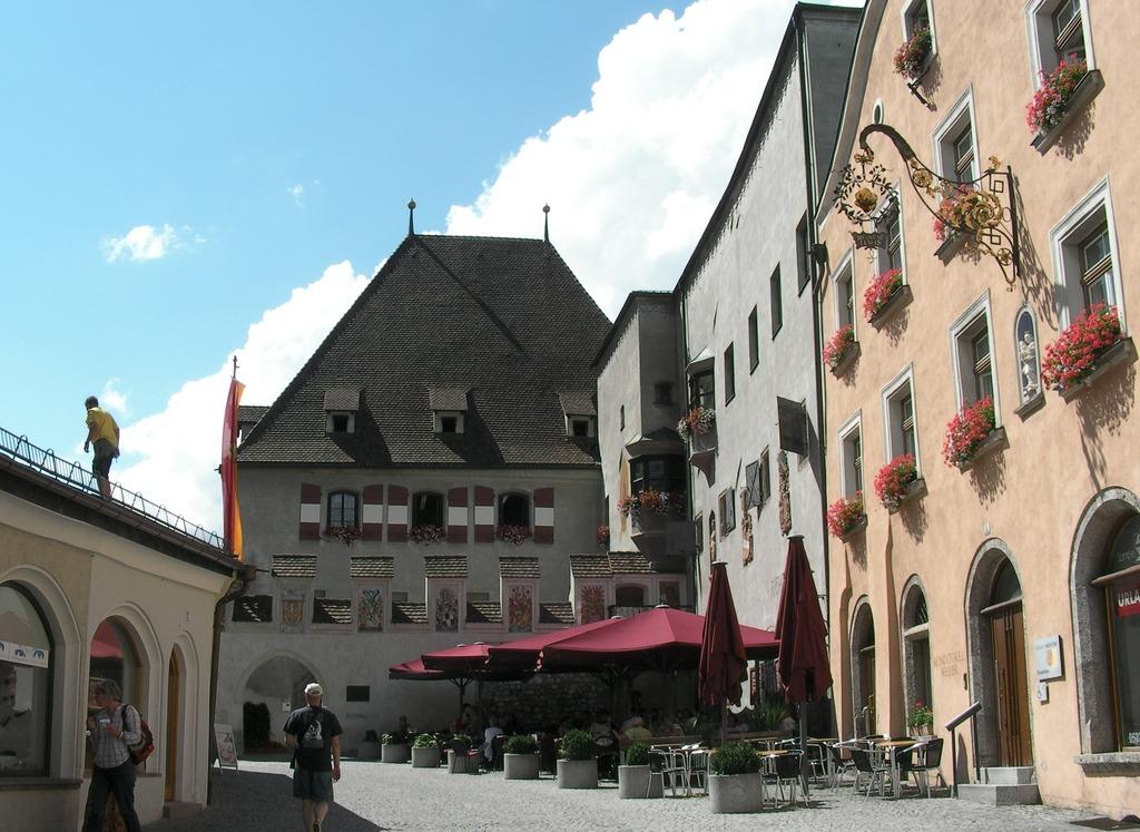 Spaziergang Durch Die Haller Altstadt Hall Rum