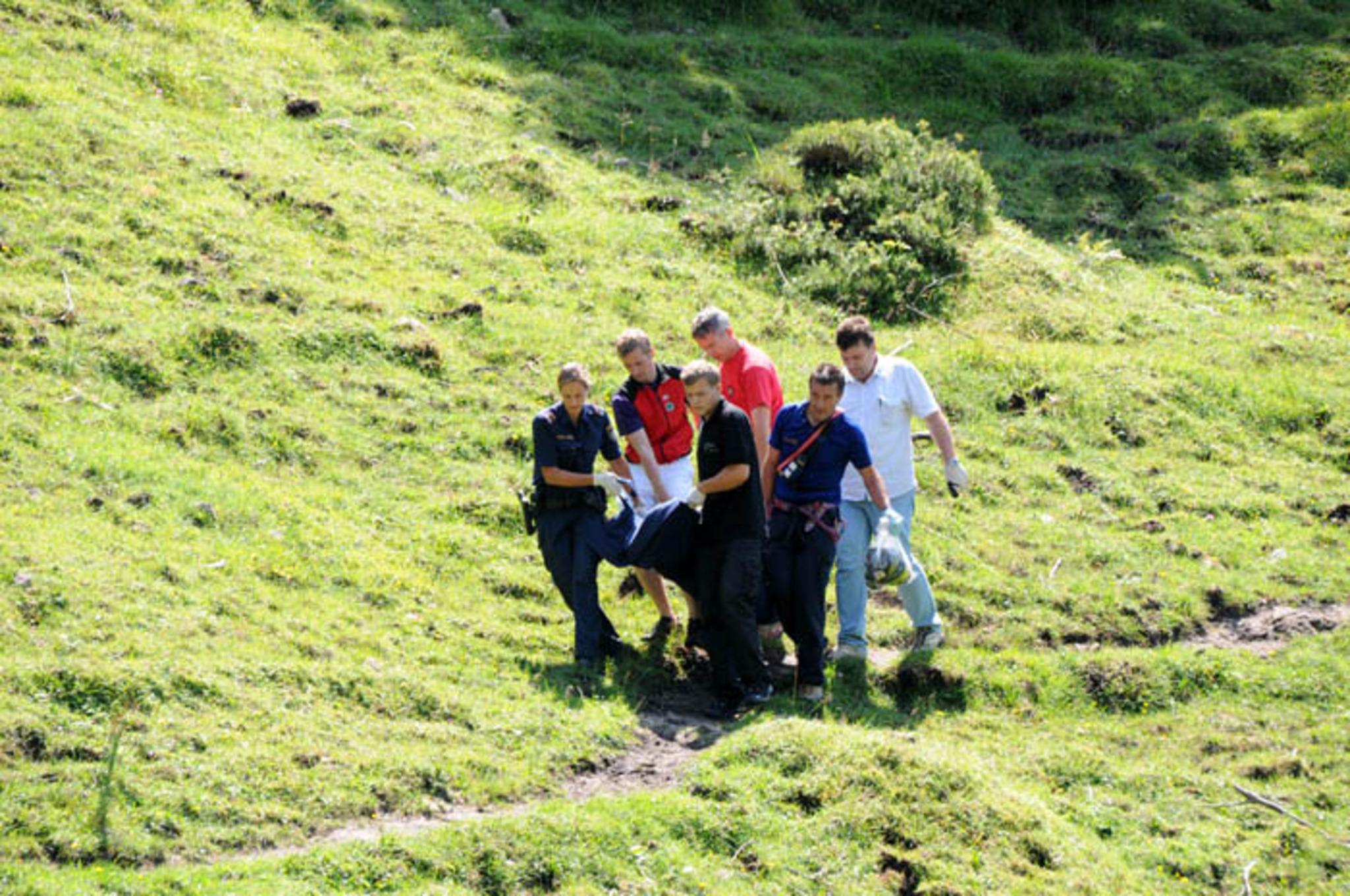 Klettersteig Ottenalm : Tödlicher alpinunfall am ottenalm klettersteig u edirettissima