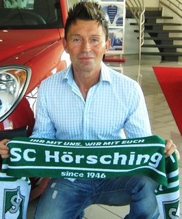 SC Hörsching Trainer Dragan Jankovic