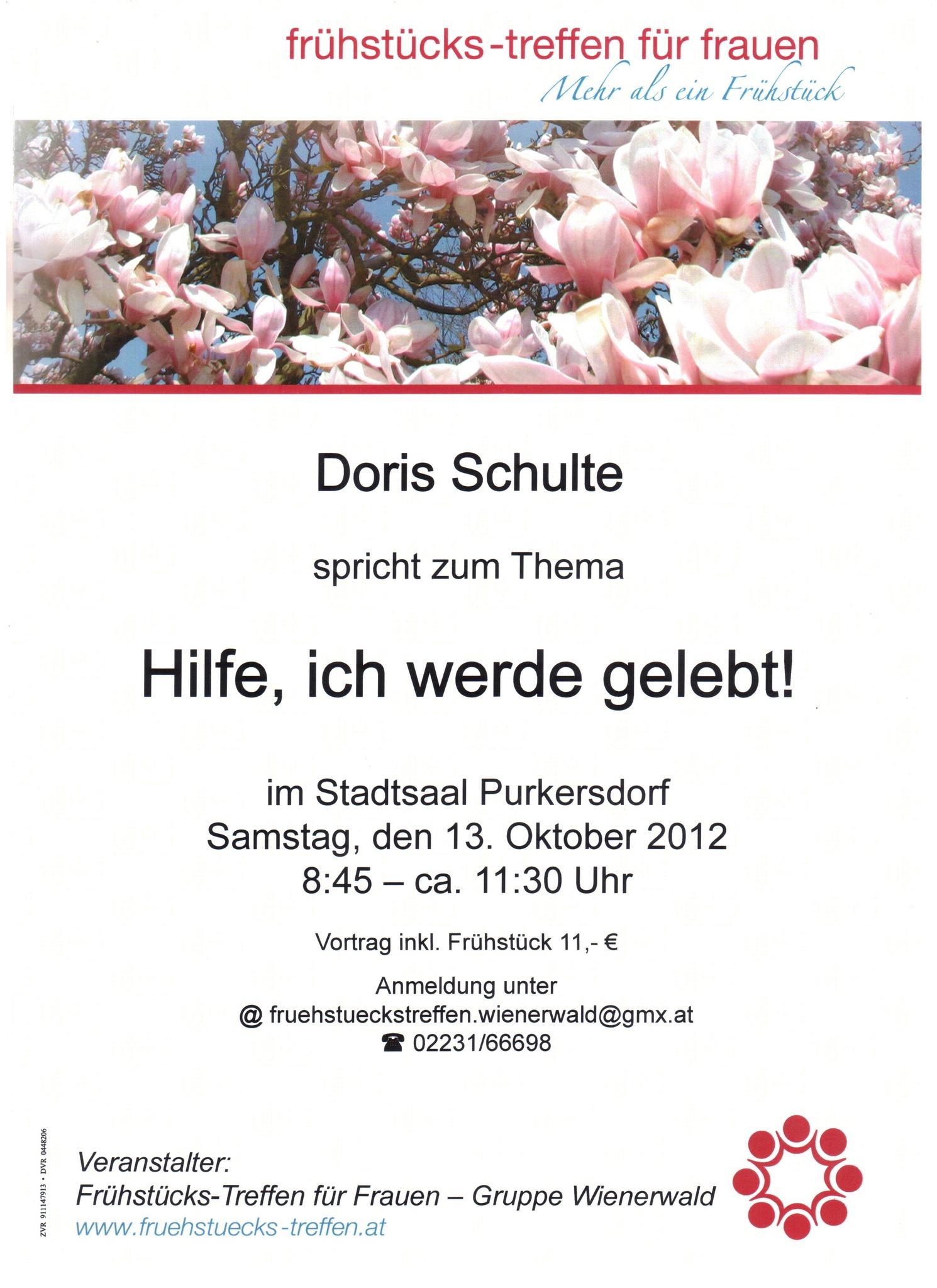 frhstcks-treffen fr Frauen - Purkersdorf - blaklimos.com