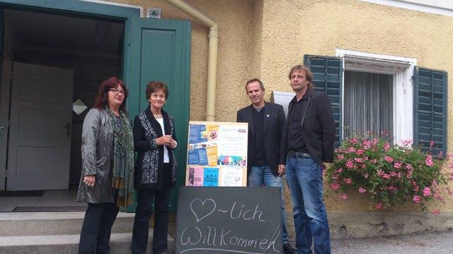 Frau Treffen Graz Waltendorf St.