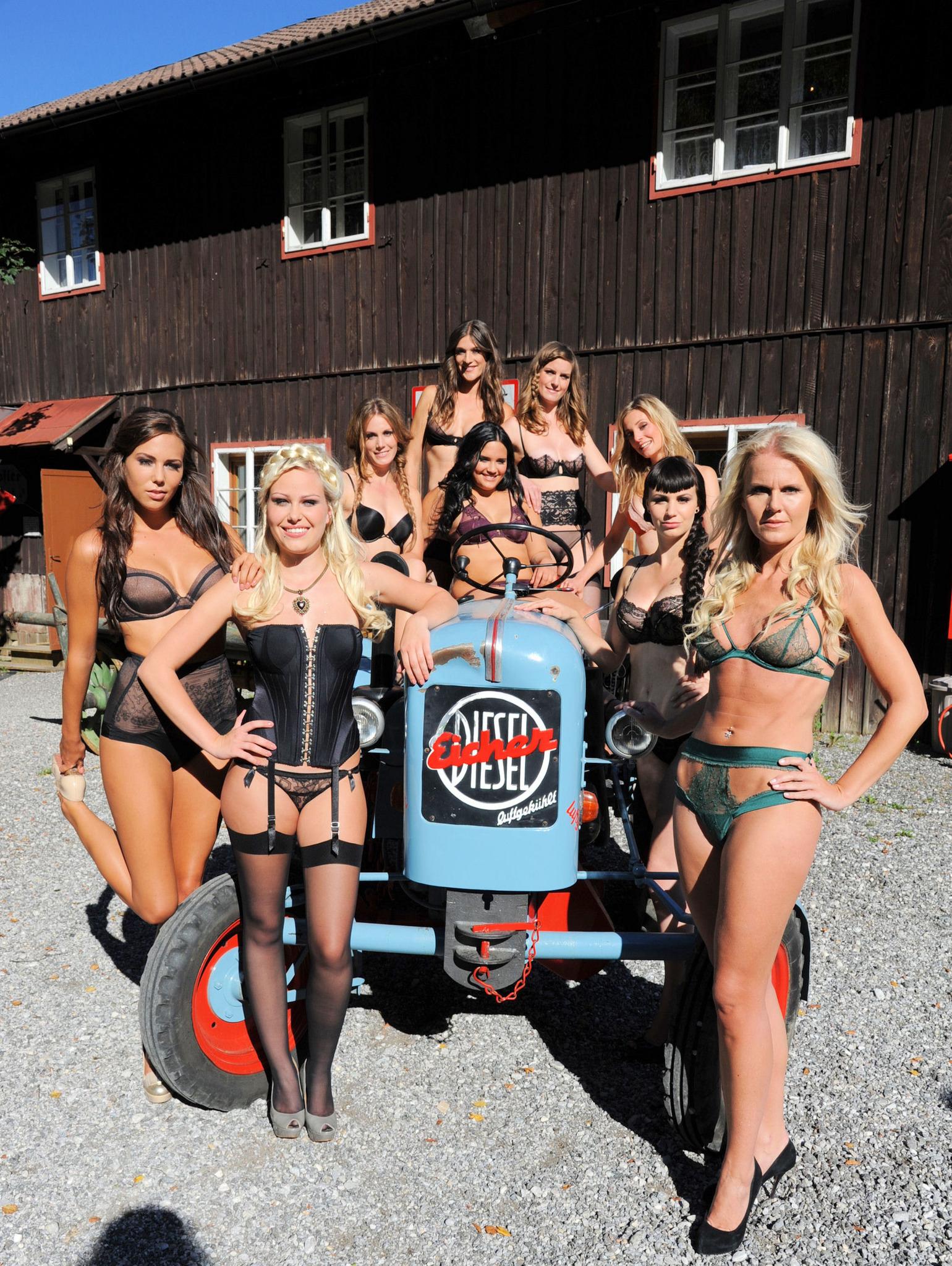 Playboy bäuerinnen