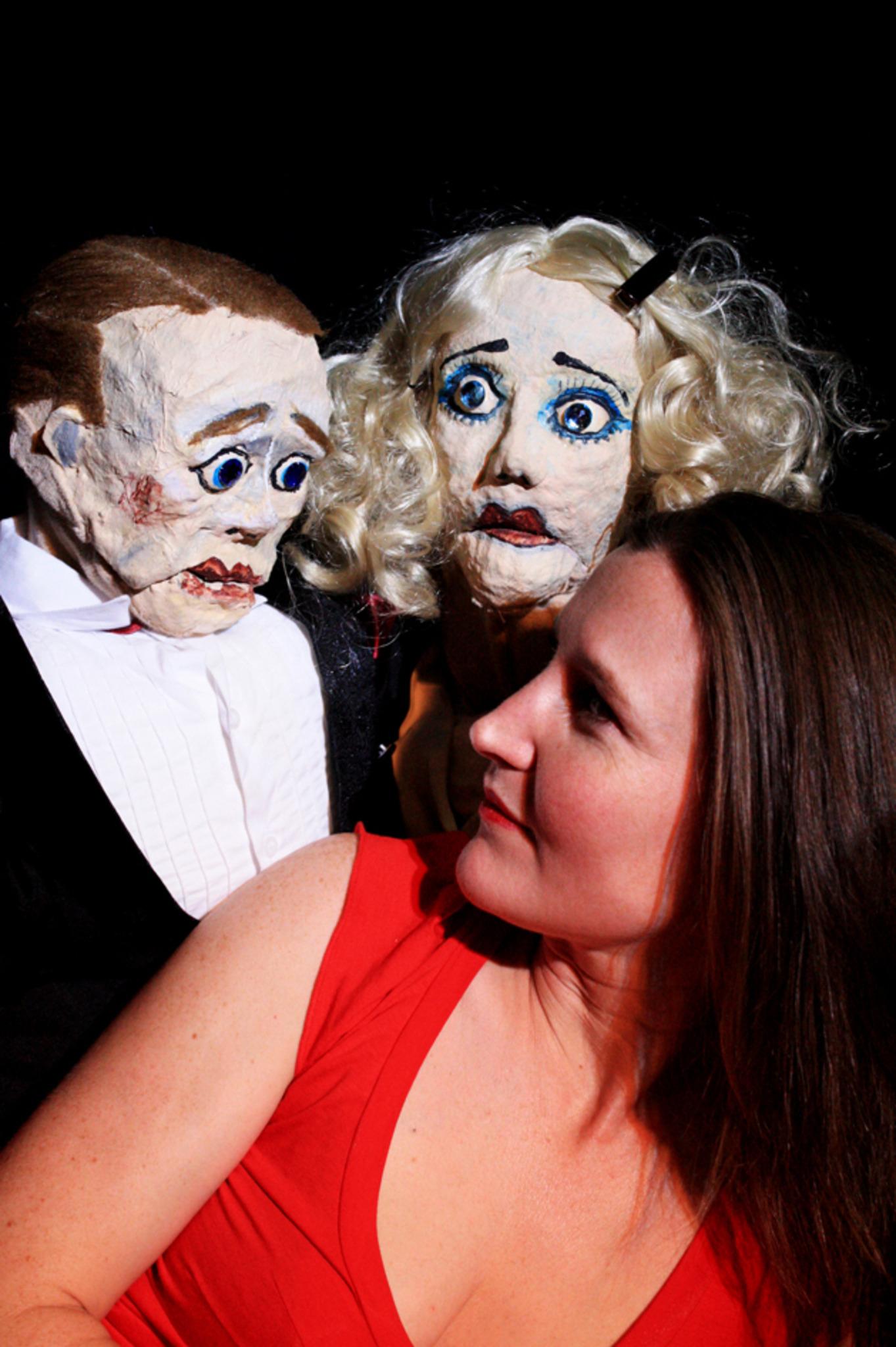 Puppen Menschen