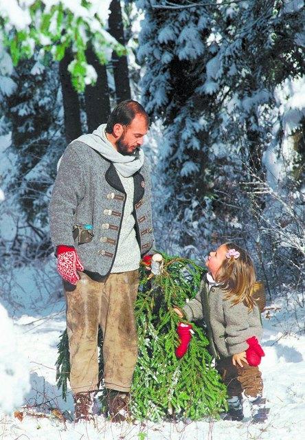 Ein Weihnachtsbaum aus der Region hält nicht nur wesentlich länger, er ist auch ökologisch vertretbarer.
