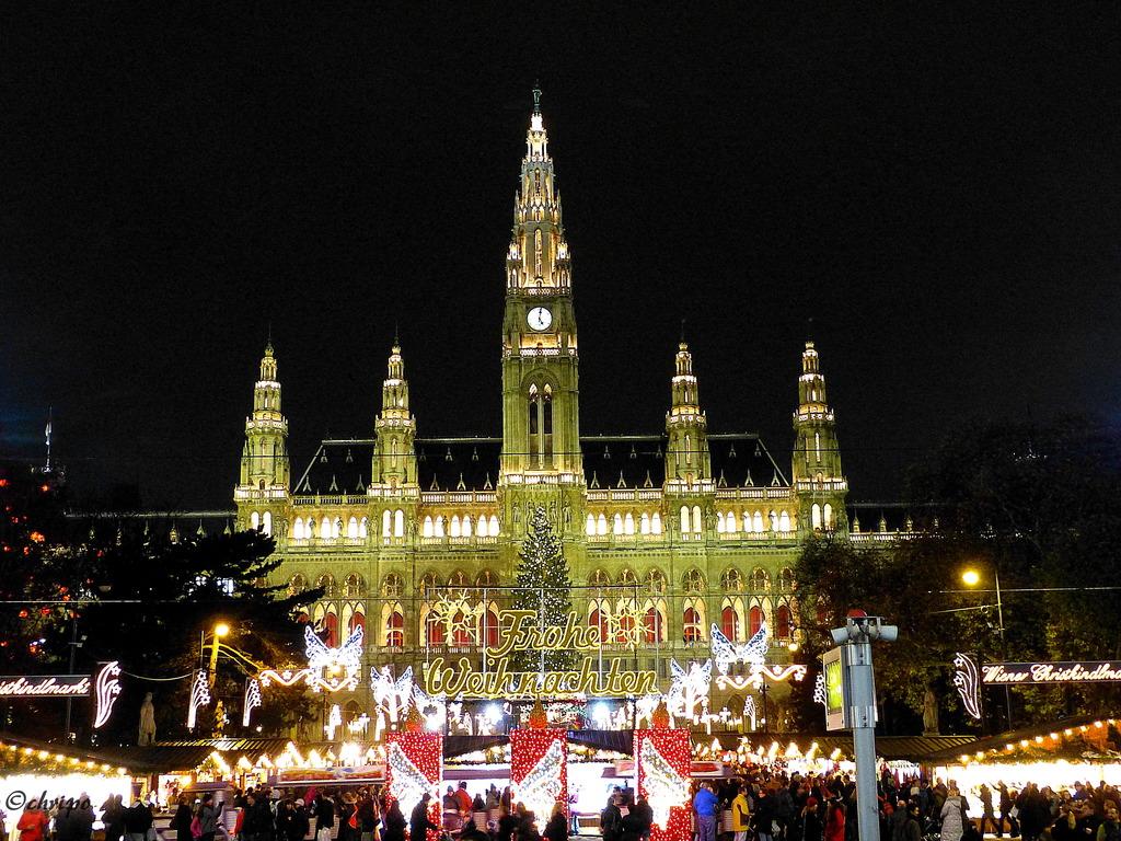 Weihnachtsmarkt Wien Eröffnung.Wiener Christkindlmärkte 2017 Wo Es Im Advent Den Besten Punsch