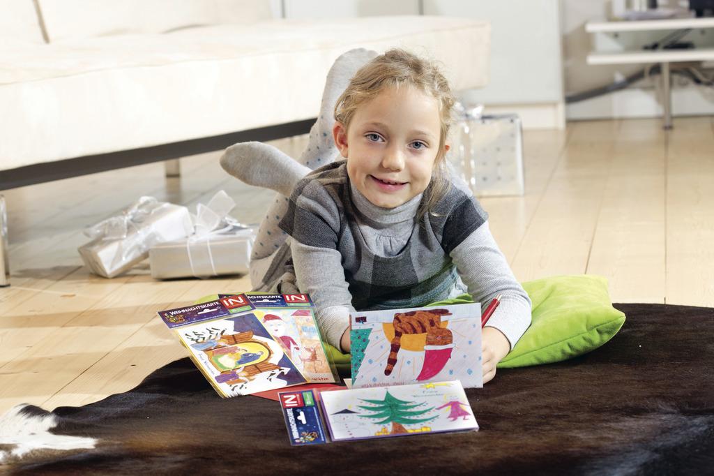 Weihnachtskarten Mit Gutem Zweck.Weihnachtskarten Für Den Guten Zweck Feldkirchen