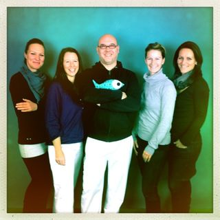 Das Help-Porträt-Team will Langzeit-PatientInnen ganz einfach eine Freude machen.