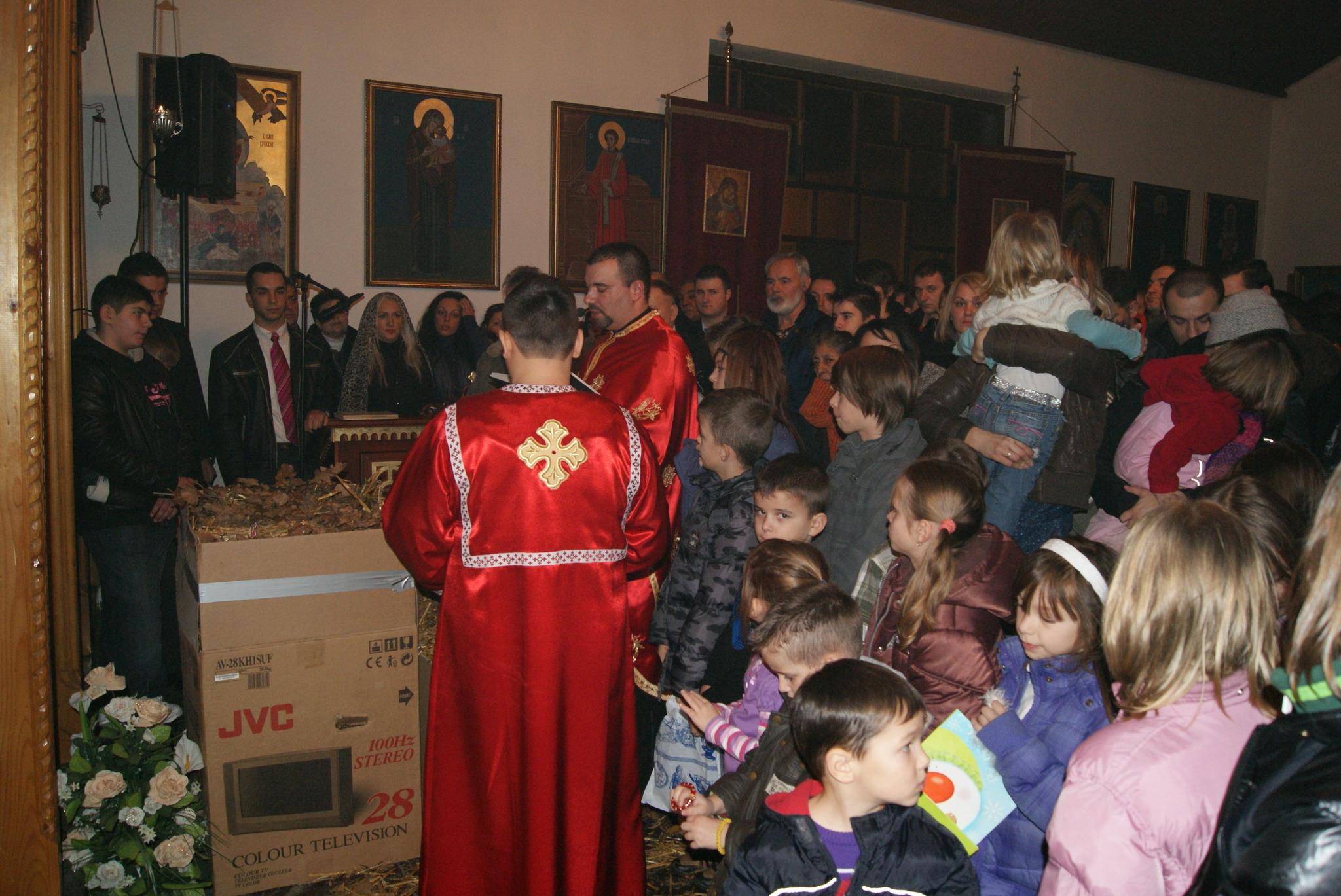 Serbisch Frohe Weihnachten.Weihnachten In Der Serbisch Orthodoxen Kirche Enns