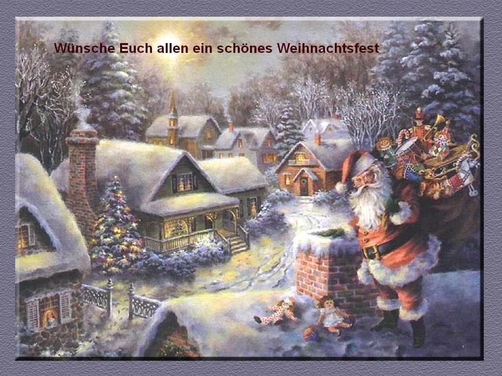 Ich wunsche dir auch ein schones weihnachtsfest