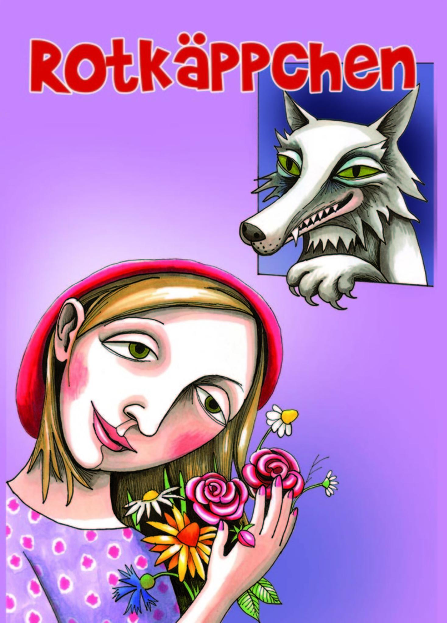 das rotkäppchen und der böse wolf  graz
