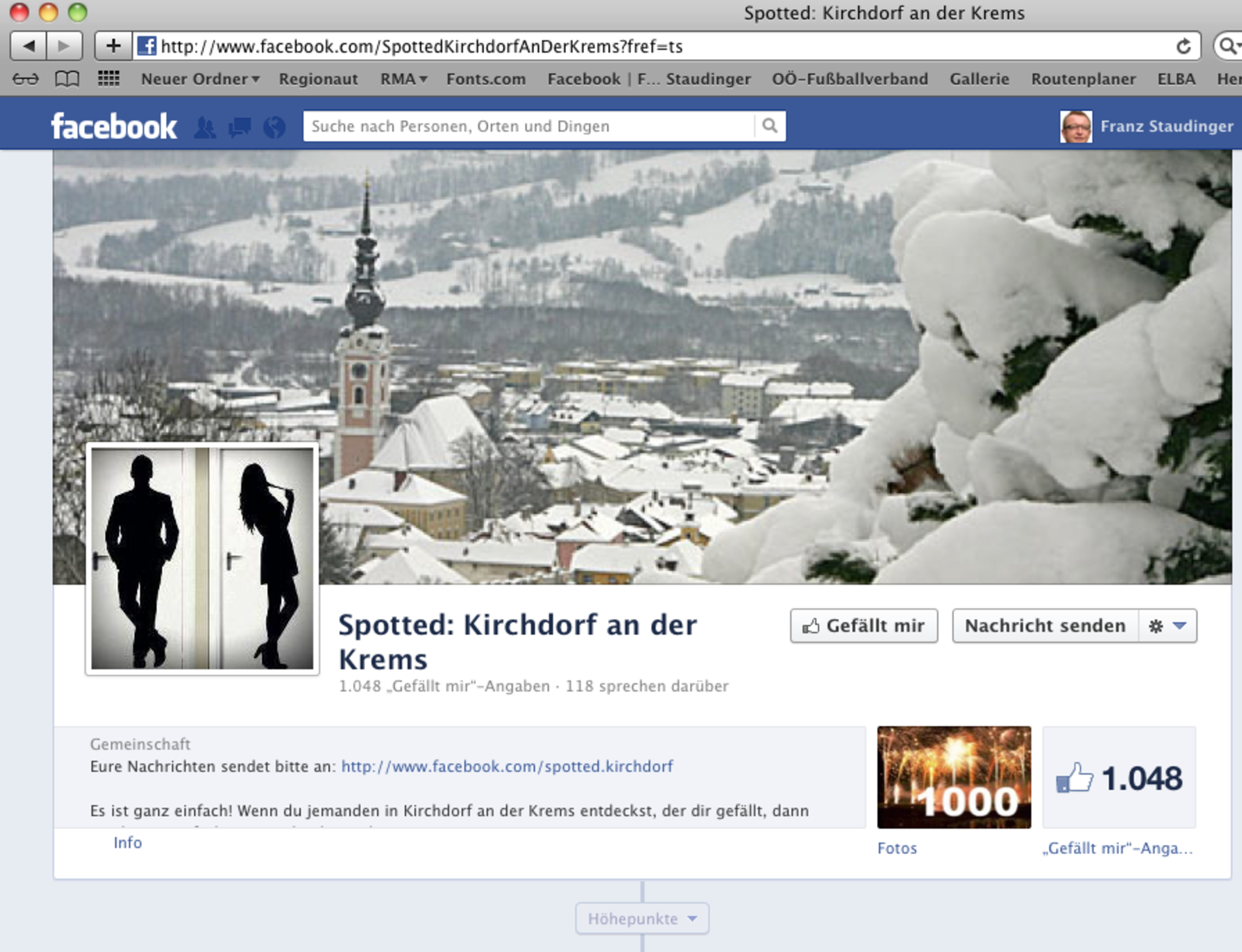 Partnersuche Mit Kontaktanzeigen Kirchdorf An Der Krems