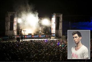 DJ Hardwell (kl. Bild) und Nicky Romero laden zum Electric Mountain Festival nach Sölden.