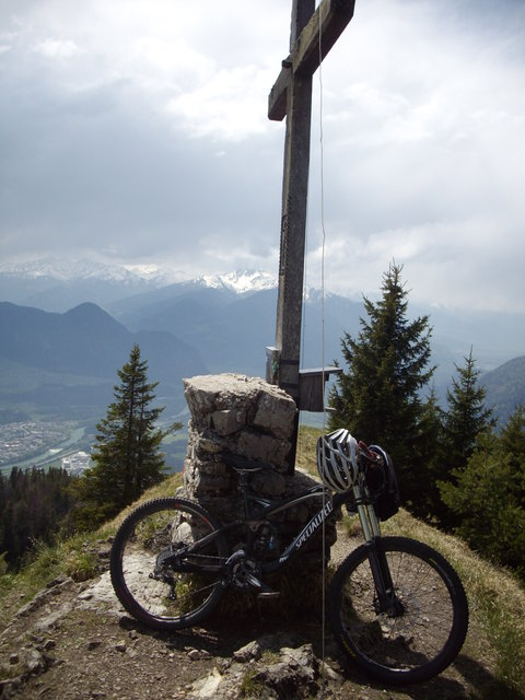 Single trails kufstein