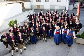 Die Musikkapelle Tarrenz lädt am 12. Mai, zum traditionellen Frühjahrskonzert ein.