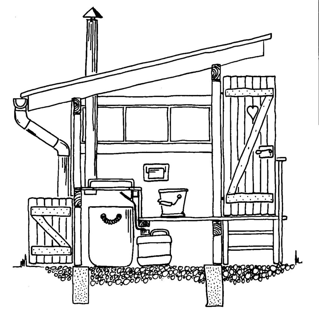 """workshop: """"wir bauen eine kompost-toilette samt nützlingshotel"""