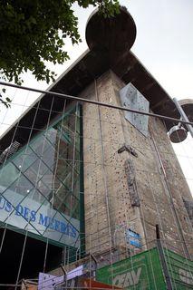 Die MA 34, die Eigentümerin, will den Turm möglichst bald sanieren.