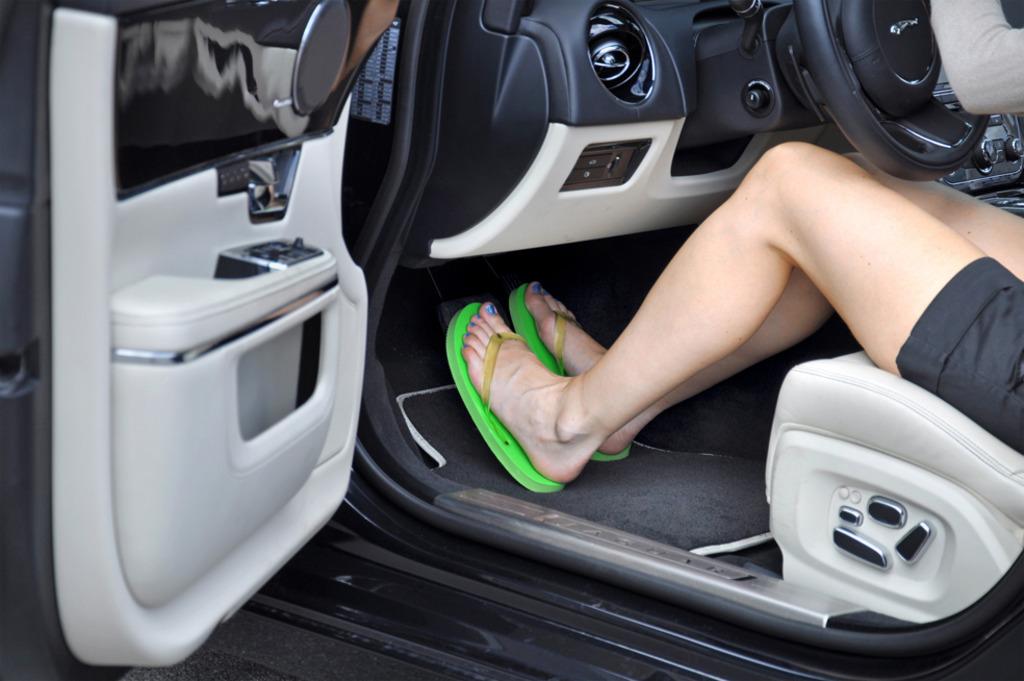 promo code de405 c69bc Flip-Flops & Co fürs Autofahren ungeeignet, aber erlaubt ...
