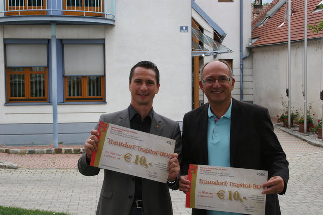 Dan Mladine in Trausdorf - carolinavolksfolks.com