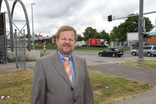 Nicht machbar sei eine Verbauung des Alten Landgutes, fordert Thomas Kohl (VP) vorab ein Verkehrskonzept.