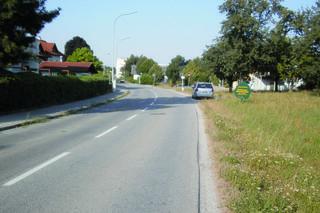 Nach Ansuchen der Bürger und für mehr Verkehrssicherheit setzt die Stadtpolizei seit April eine mobile Geschwindigkeitsmessanlage in ihrem Zivilfahrzeug ein.