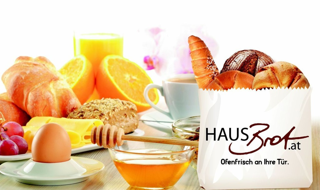 Ein Guter Morgen Beginnt Mit Bz Und Einem Hausbrot Frühstück