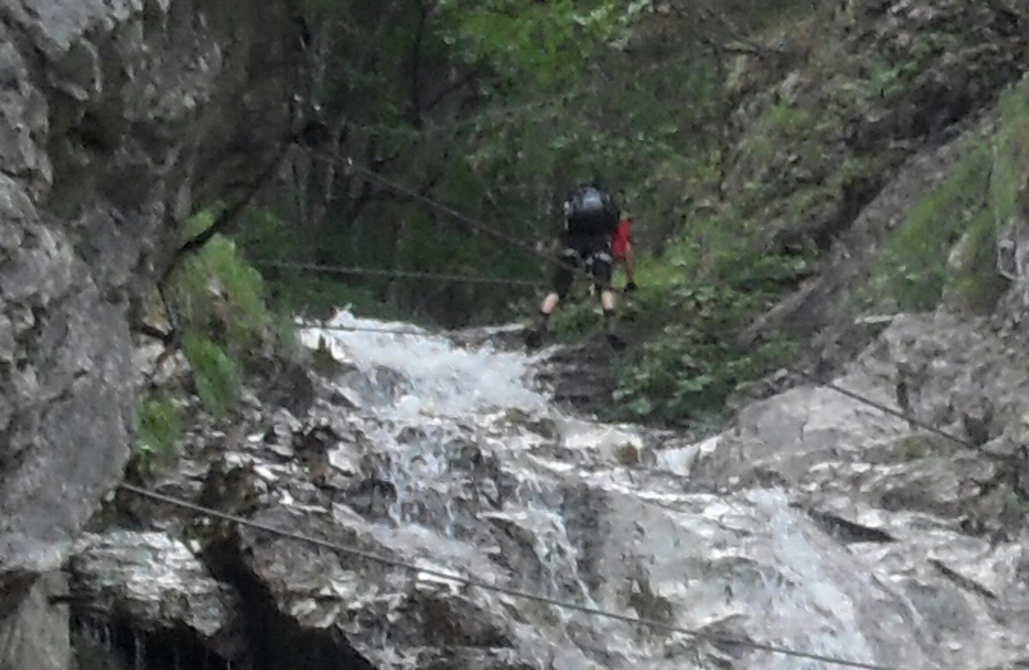 Klettersteig Villach : Klettersteig reinhard schiestl Österreichs wanderdörfer