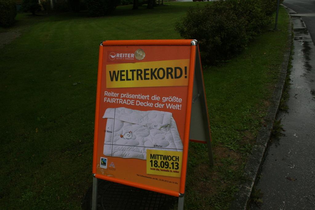 Weltrekord In Leonding Linz Land