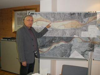 Bgm. Stefan Mühlberger, Plan Hagertal.